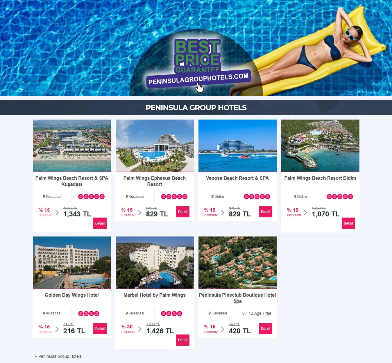 easypms central reservation system for chain hotels Peninsula hotels